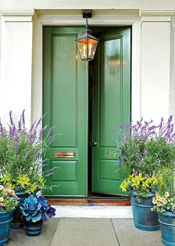 10 Sexy Front Door Color Ideas House Good