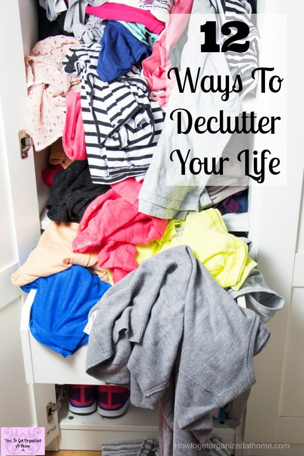If you are looking for ways to declutter your life, you might be surprised how easy it is after reading this article!
