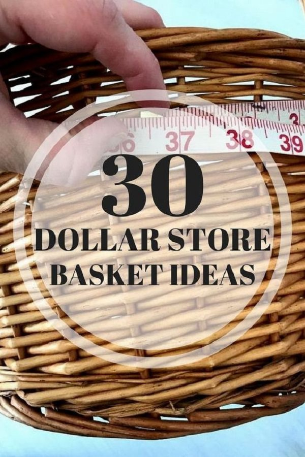 Grab A Basket And Copy These 30 Ideas House Good