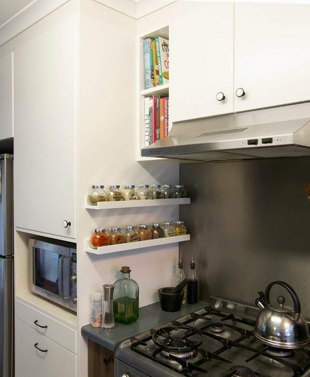 You will be amazed to find out these storage spots in your kitchen that you have never thought of using before.