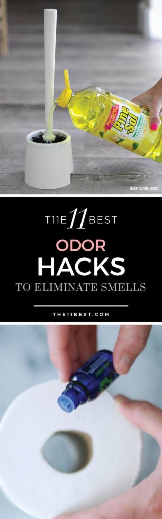 the 11 best hacks for eliminating odors house good