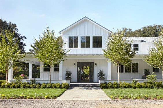 45 Beautiful Modern Farmhouse Exterior Ideas House Good
