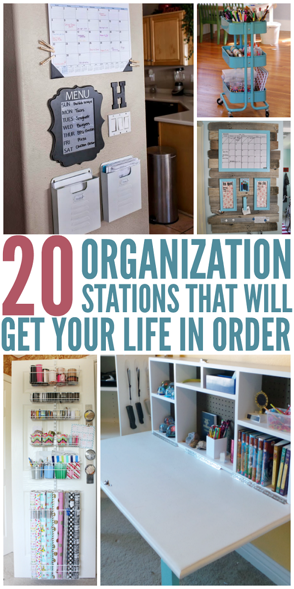 You've GOT to check out our round up of some of the BEST organization stations out there.