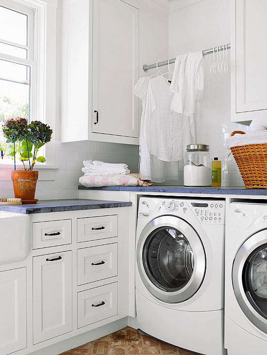 Learn how to clean a washing machine so the grimy buildup doesn't sneak its way onto your clean laundry.