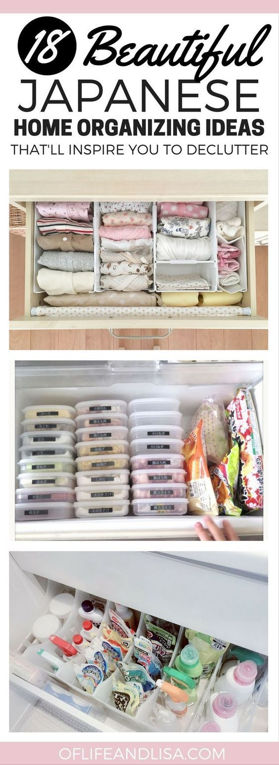 You'll certainly be amazed by these genius home organizing hacks from Japan!