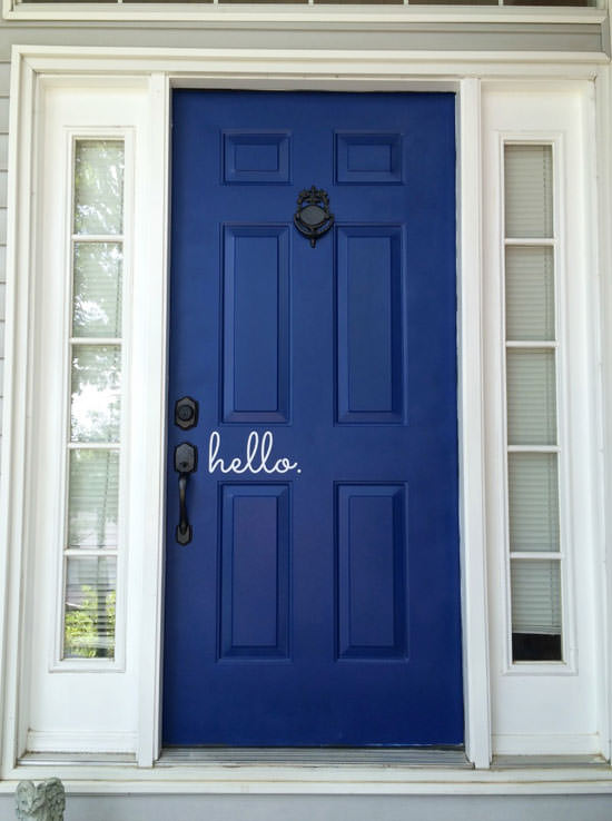 If you've been neglecting your front door, fear not! These impressive before-and-after front door makeovers prove how easy it can be to create a front door that makes a strong first impression.