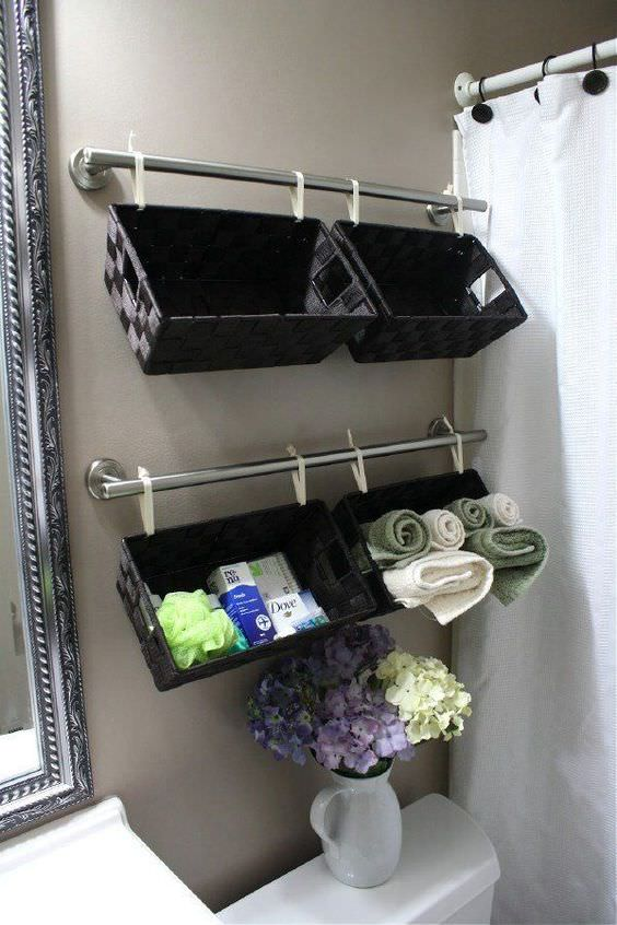 We've gathered 10 best DIY organization suggestions that will help you to have better and tidier home!