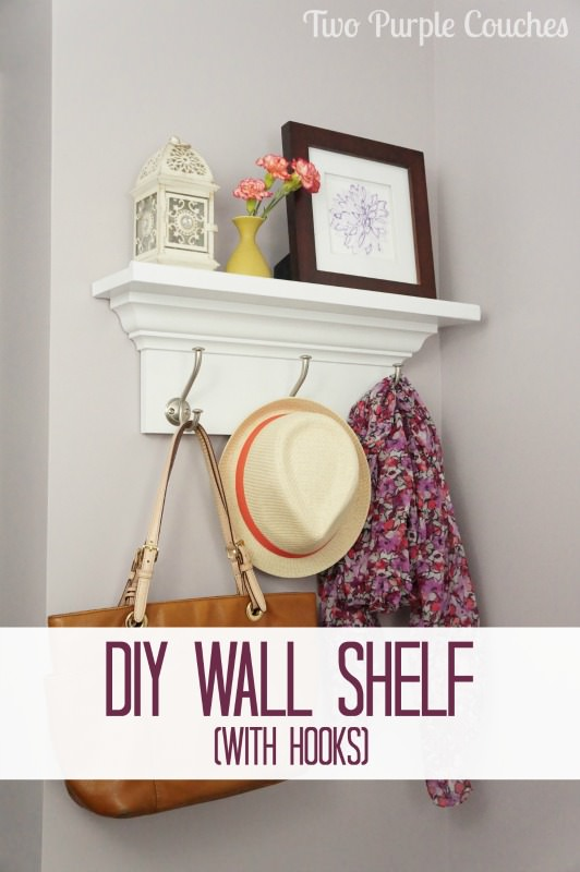 Check this easy-to-follow tutorial for a DIY project you can build in a weekend using scrap wood.