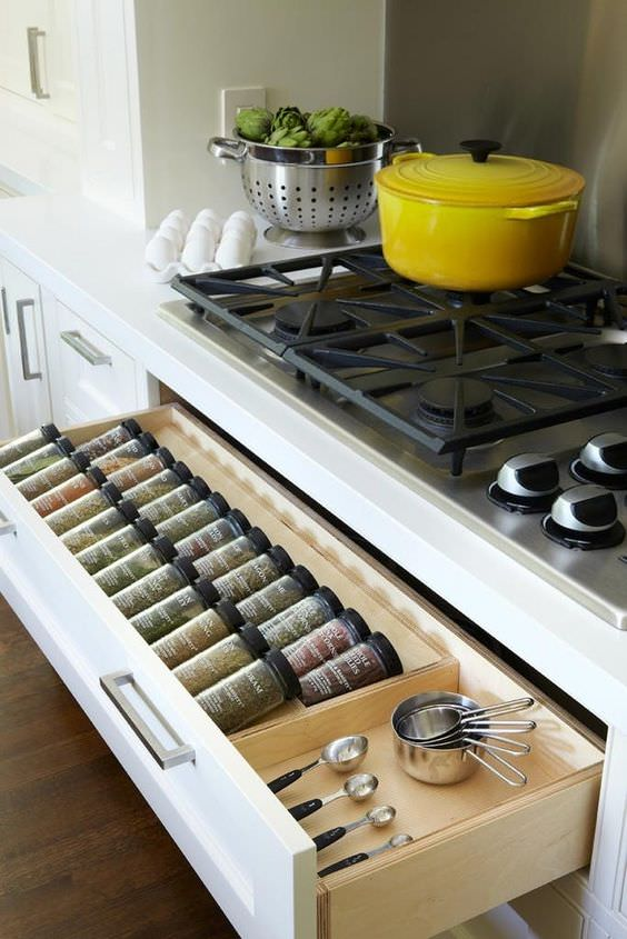 We've rounded up 12 genius ways you can customize your cabinets to get the very most out of them. Some of these are ideas you'll want to bookmark for your next remodel.